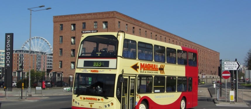 maghull coaches