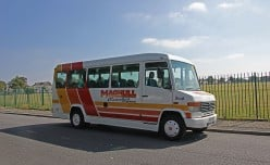 24 seater minibus - Maghull Coaches