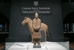 Terracotta Warriors - Minibus Hire in Liverpool