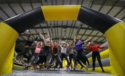 Bounce at Velocity Widnes