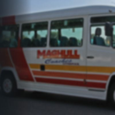 Trusted Minibus Hire with Maghull Coaches