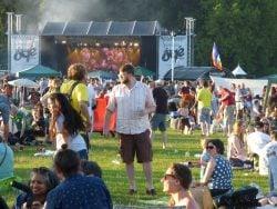 Africa Oye Festival in Sefton Park, Liverpool
